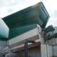Digester installed by DLS Biogas with solids feeder pictured
